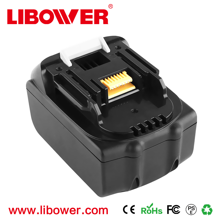 Libower Power Tool Battery 18V 3ah 6ah Li-ion for Bl 1830 BL1845 power supply for Japan tools drill