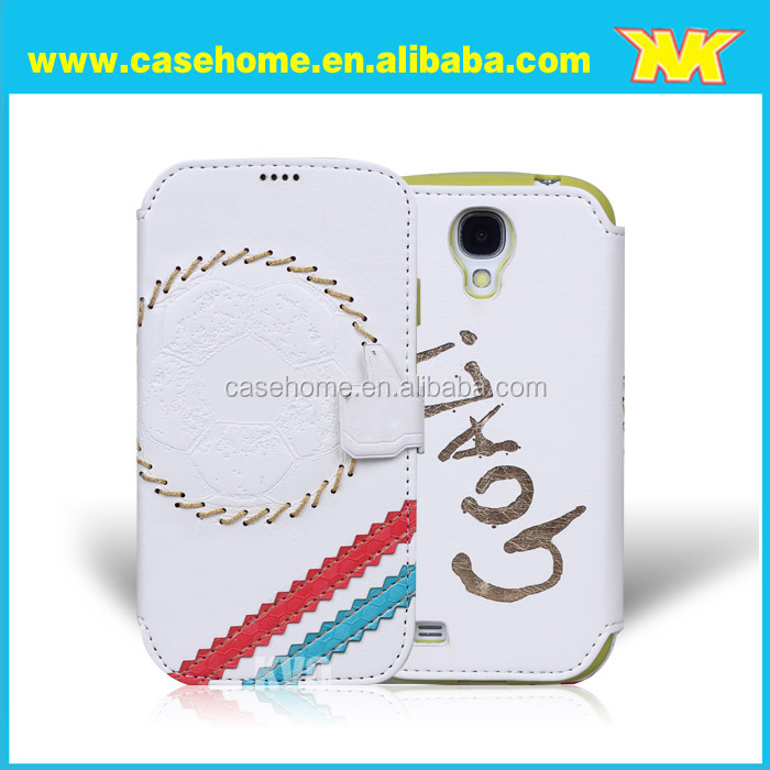 hot sale nontoxic TPU+pu hot selling mobile phone case for samsung galaxy s5 i9600