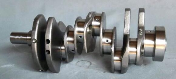 engine parts for LAND ROVER for DISCOVERY 3 2.7 casting crankshaft