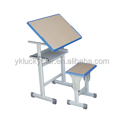 drafting desk drawing table and chair kids playing table