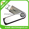 4gb metal swivel usb flash drives