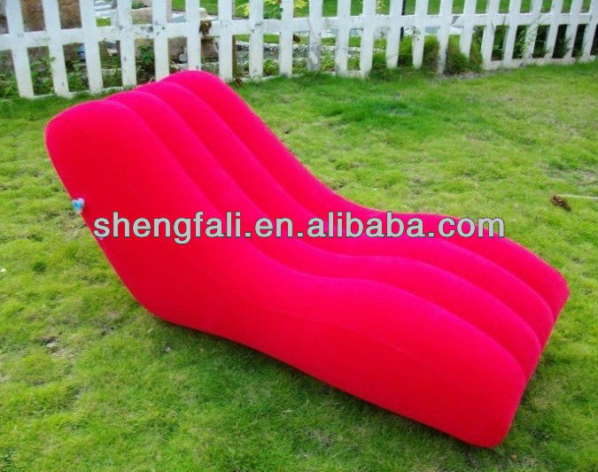 Cheap Inflatable Air Sofa Bed Perfect for Promotion