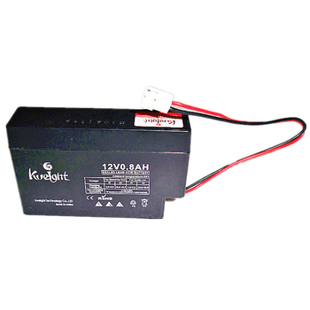 12v 0.8ah charger battery agm battery for toys