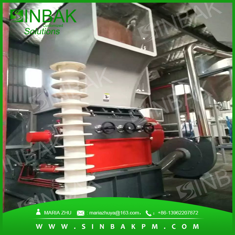 Plastic Crushing Machine/Plastic Pipe Crusher/Plastic Recycling Crusher