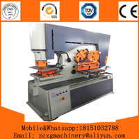 Q35Y Series metal puncher&shear, puncture machine, tube punching machine