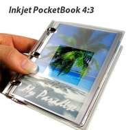 Mini-Color Diy Inkjet Pocket Photo Book 4:3 Size (inkjet photo paper)