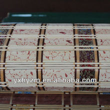 printed bamboo curtain/bamboo curtain for doors