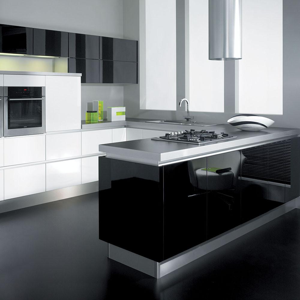 Kitchen Cabinets With Precut Granite Countertops - Buy Kitchen ...