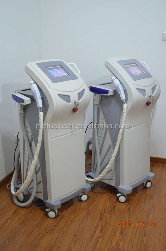 Multifunction IPL+RF+yag laser Beauty Equipment MES-6000+