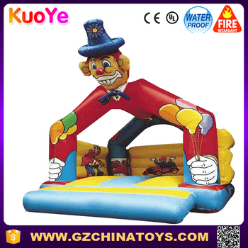 inflatable carton bouncers , cheap inflatable bouncers for sale