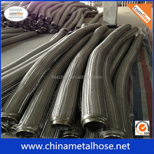 high quality flexible ss metallic braided hose suppliers