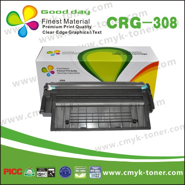 Compatible Printer Toner 308 for Canon lbp 3300/3360 Printer
