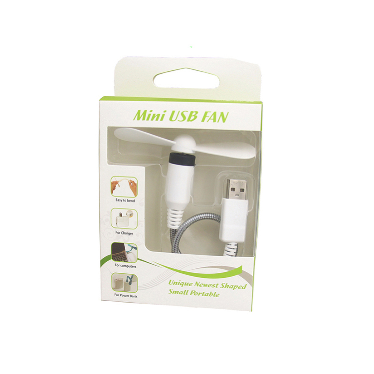 Low price mini portable air cooler hand fan from Chinese factory