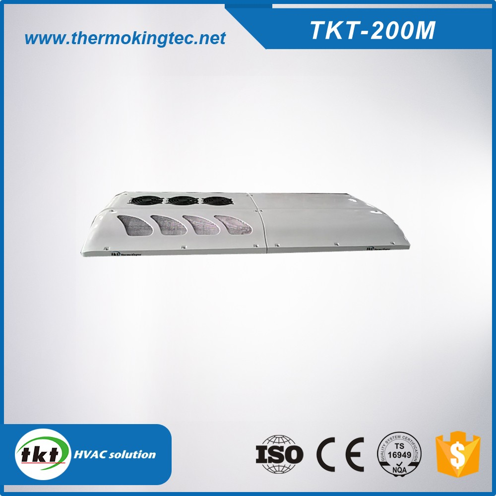 19kw Rooftop Mid bus ac for bus, 3 fans and 4 blowers TKT-200M