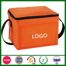Insulated Non Woven Lunch Bag, Insulated Cooler Bag with Custom Logo