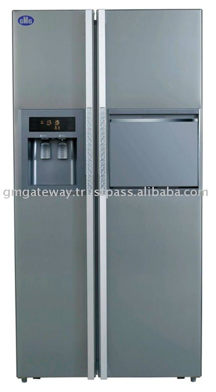 GMG SIDE BY SIDE REFRIGERATOR