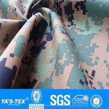 Digital Printed 4 Way Stretch Mesh Fabric For Sports Wear