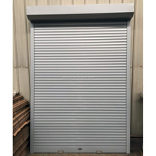 CE certificated Aluminum roller type garage doors