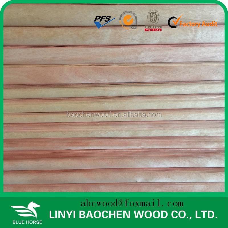 Een cijfer okoume fineer, natuurlijk hout fineer voor ...