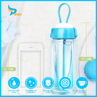 New Free High Quality Stainless Steel Tea Infuser Water Bottle for Healthy Drinking