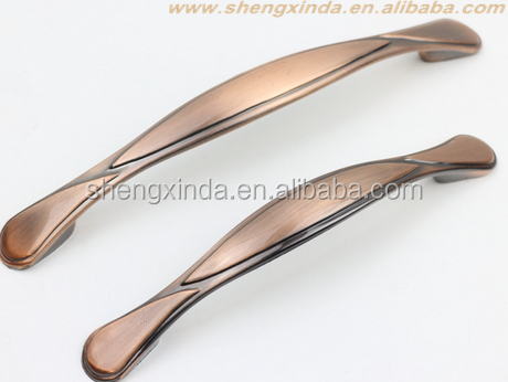 Wholesale Antique Metal Home Furniture Handles and Pulls Furniture Hardware Accessories