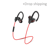 Original Sports Wireless Bluetooth Earphone Stereo Earbuds Headset Bass Headphones with Mic -skype: colsales09