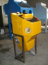 Small wet sand blasting machine HST-480W