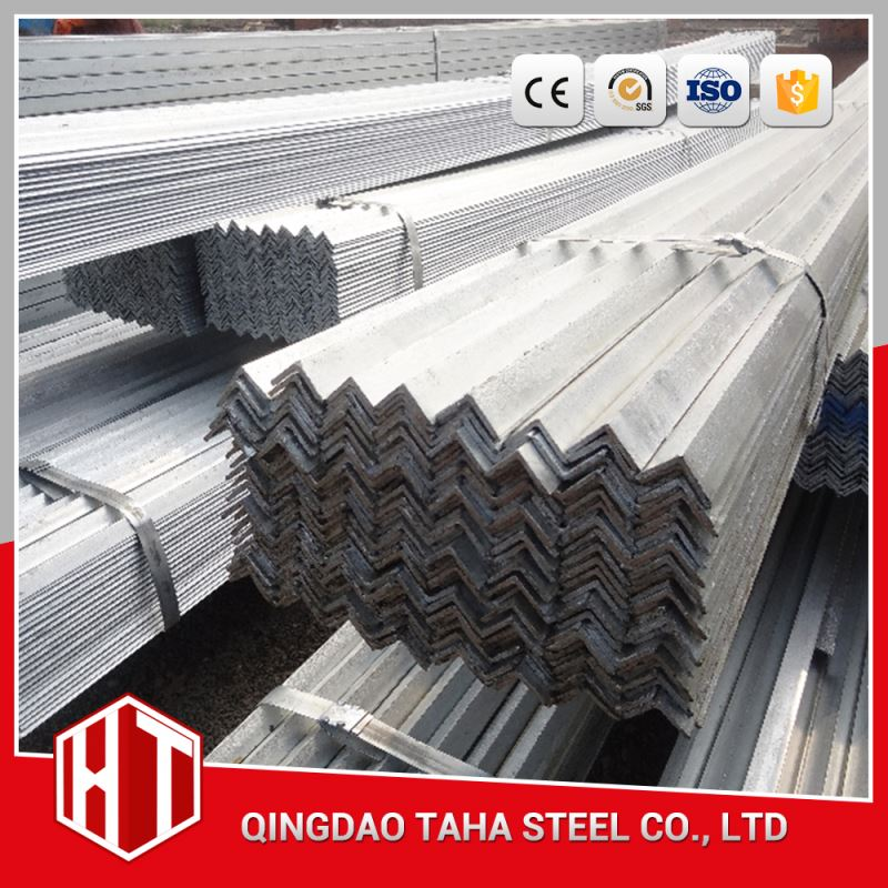 din 1028 angle steel / section steel angle / perforated steel angle iron