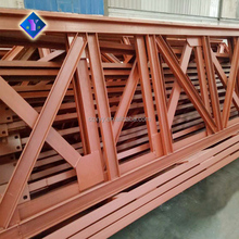 Light rail steel mould formwork system form traveler
