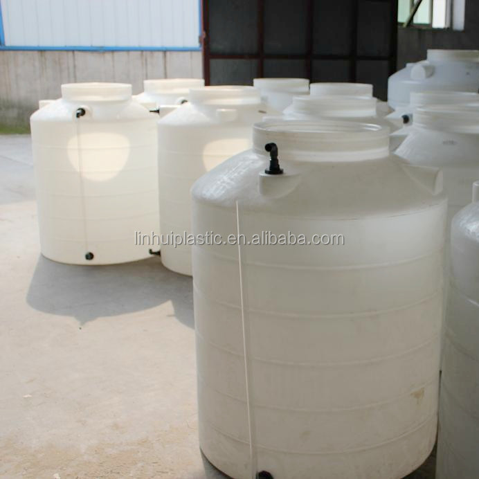 500ltrs family use raw materials food safe water storage tanks