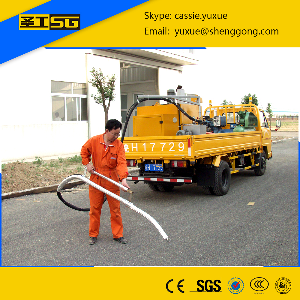 Road Crack Filling Machine for Road Maintenance