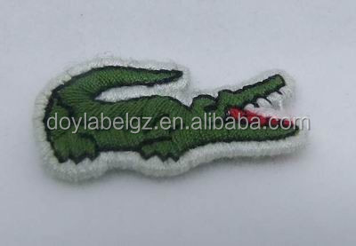wholesale crocodile embroidery patches