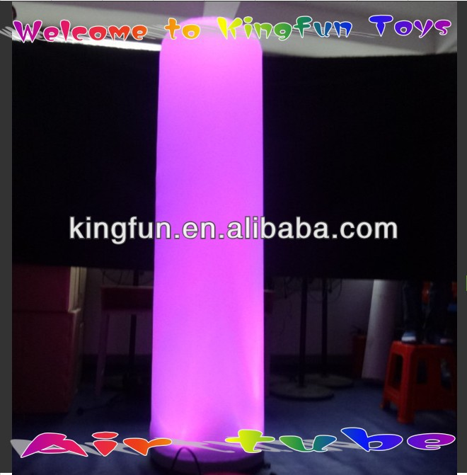 event/party decoration inflatable led cone
