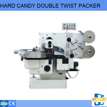 automatic hard candy horizontal double twist packing machine