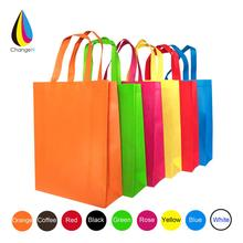 Promotional Custom Logo Printed Non-Woven Bag, Foldable Non-Woven Shopping Bag