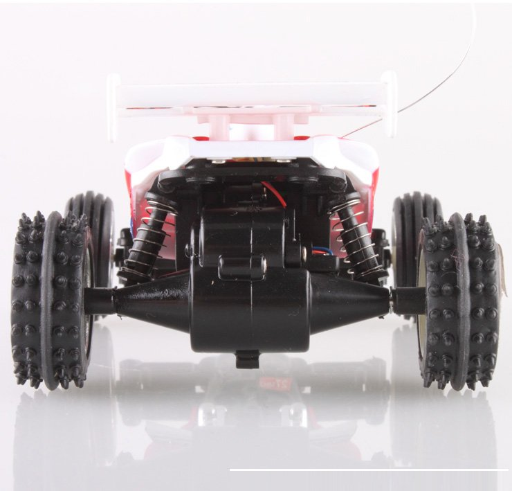 ro-060A2 mini rc kart 1:24 remote control racing kart with flashing light and sound