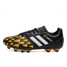 2015 fashion indoor sport spike football shoes soccer shoes for men kids
