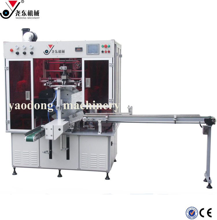 flash dryer screen printing machine