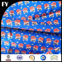 Digital print high quality laminated cotton fabric
