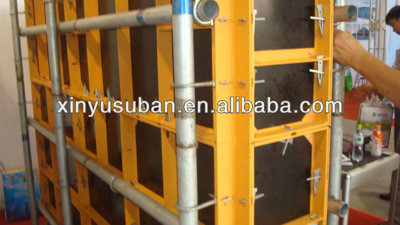 HL high quality construction formwork/building template
