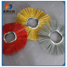 Street Road Sweeper Wafer Plastic Cleaning Brush