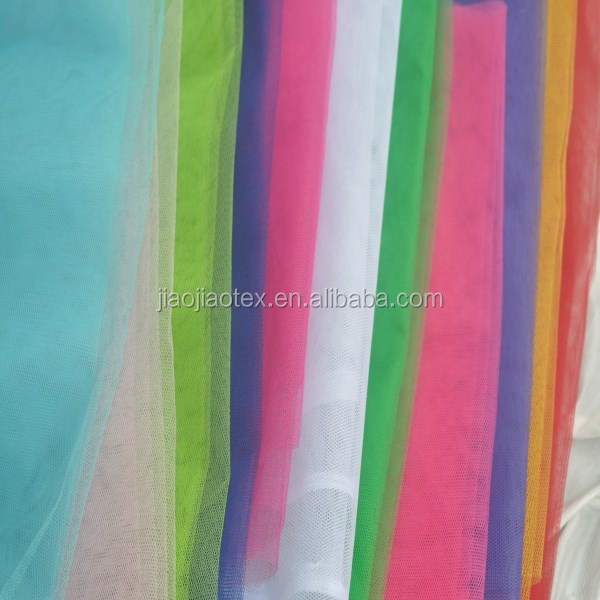 Colorful tutu tulle