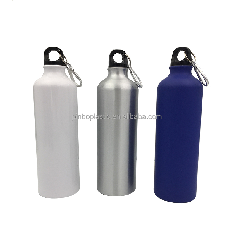 Compact Low Price Personalized 500ML Aluminium Sport Water Bottle Carrier