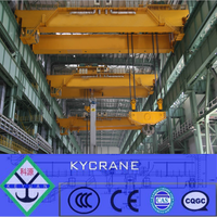 foundry overhead crane for steel plant