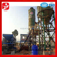 High Quality Automatic HZS50 ready mixing concrete batching plant