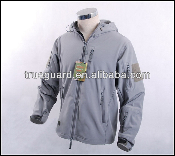 New economic summit soft shell jacket