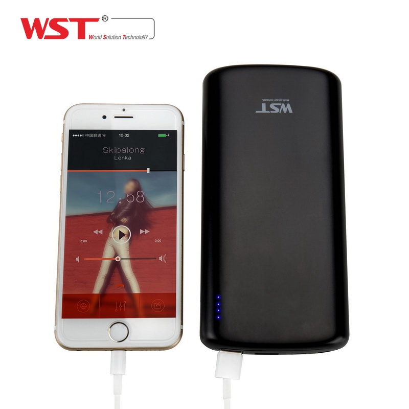 spare parts power china single power bank with usb cable