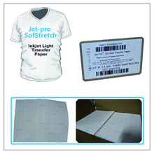 Yesion JET PRO SS (9811P0) Heat Transfer Paper A4 A3 are achievable