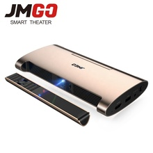 JMGO Smart <strong>Projector</strong> M6. Android 7.0, Support 4k, 1080P Decode. Set in WIFI, Bluetooth, USB, Laser Pen, MINI Beamer