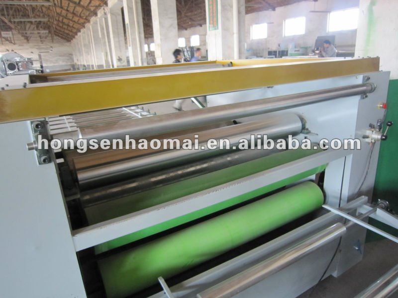 HSHM1350TZ-D hot melt adhesive laminating machine